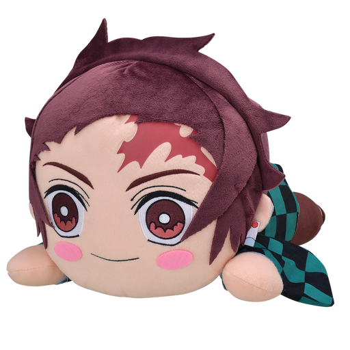Demon Slayer: Kimetsu no Yaiba - Kamado Tanjiro - SEGA MEJ Lay-Down Plush