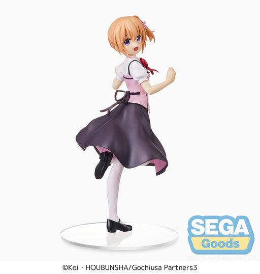 Is the Order a Rabbit? - Cocoa Rabbit House Tea Party Summer Uniform Ver.- SEGA Bloom PM Prize Figure (Pre-order) Aug 2021