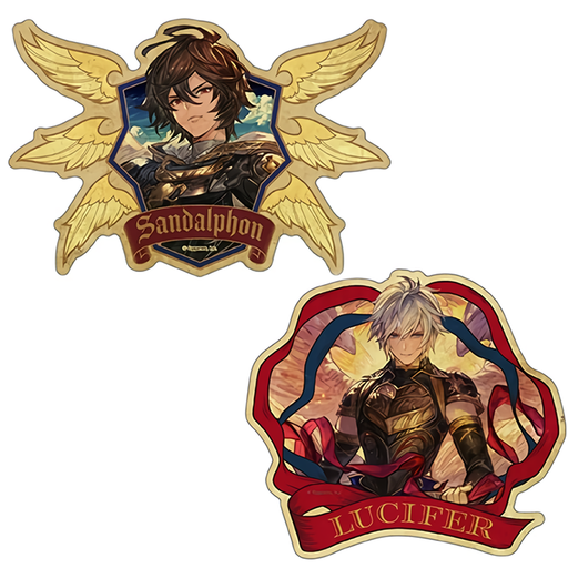 Granblue Fantasy - Animate Limited Character Travel Decal Sticker