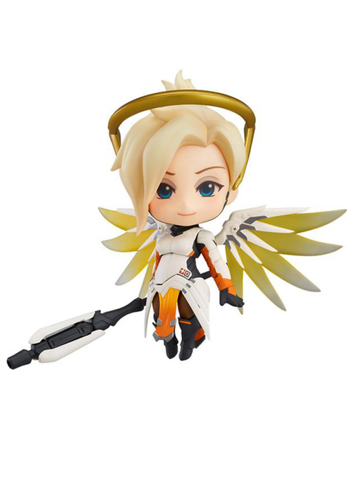 Overwatch Mercy Nendoroid Classic Skin Edition (USA Version)