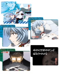 Rebuild of Evangelion - Ayanami Rei - Deck Box Divider Set of 5