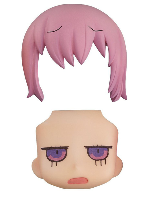 Fate/Grand Order - Nendoroid Shielder/Mash Kyrielight - Figure Face Plates