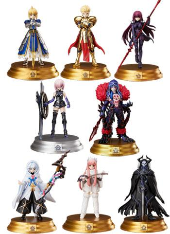 Fate Grand Order Duel FGO Collection Figure First Release Blind Box