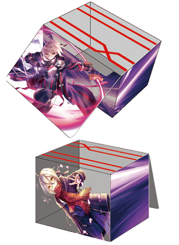 Fate Grand Order Mysterious Heroine X Alter - Doujin Deck Box Holder