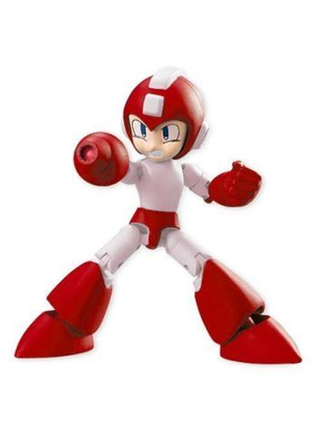 Mega Man 66 Action Dash Mega Man Secret Red Rush - Mini Action Toy Figure