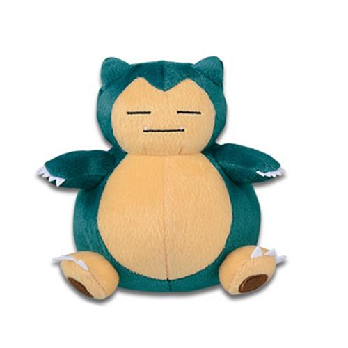 "Pokemon Take with Me 5.5"" Character Plush Toy Soft Doll"