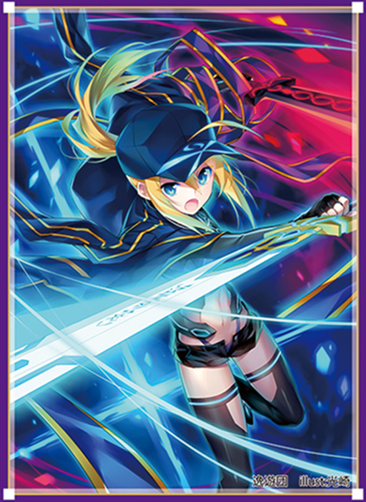 Fate Grand Order Mysterious Heroine X - Doujin Character Sleeves FGO