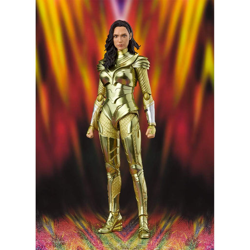 Wonder Woman 1984 - Wonder Woman Golden Armor (WW84) - Bandai Spirits S.H. Figuarts (Pre-order) May 2021