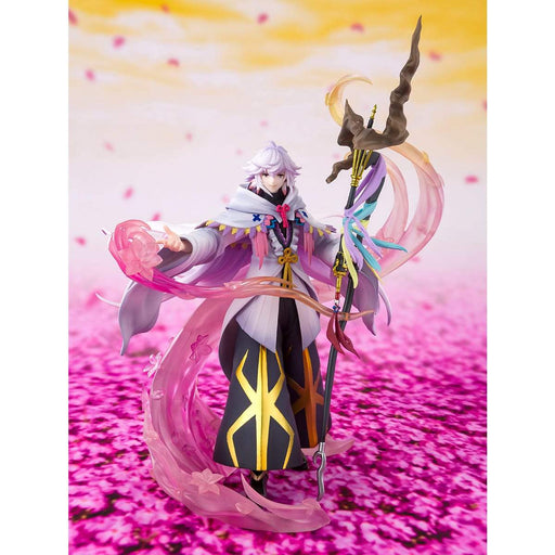 Fate/Grand Order - Absolute Demonic Front: Babylonia - Merlin -The Mage of Flowers - Bandai Spirits Figuarts Zero Figure (Pre-order) Feb 2021