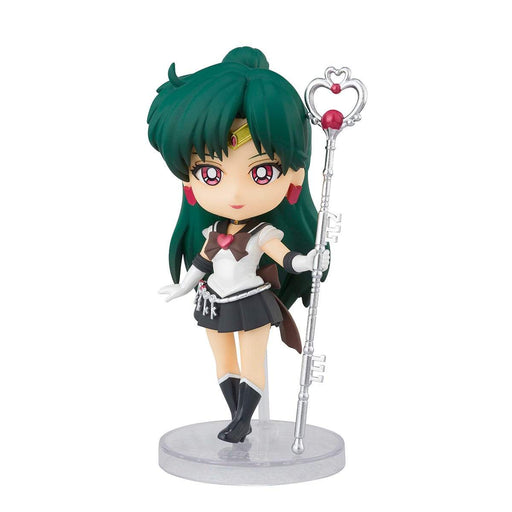 Pretty Guardian Sailor Moon Eternal - Super Sailor Pluto Eternal Edition - Bandai Spirits Figuarts Mini (Pre-order) May 2021
