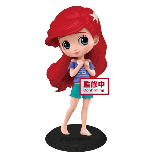 Story of the Little Mermaid Disney - Character Q Posket  Figure Ver.A Banpresto