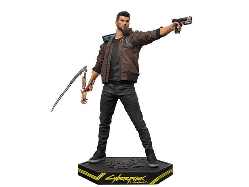 Cyberpunk 2077 - Male V - Dark Horse Comics Statue Figure