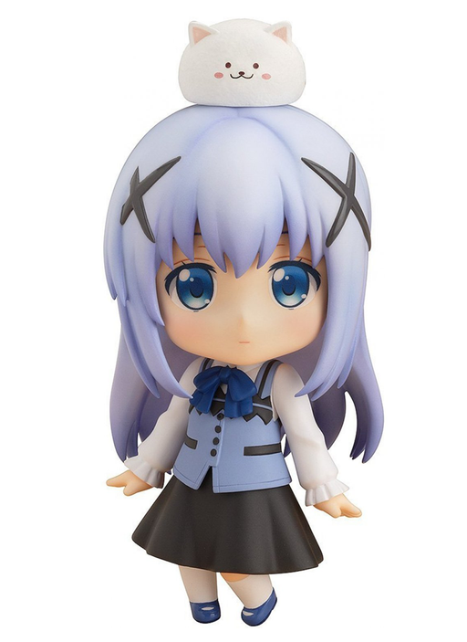 Is the Order a Rabbit Gochiusa - Chino - Nendoroid Re-Run (USA Version)