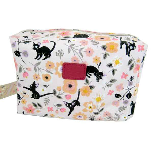 Kiki's Delivery Service - JIJI in Flower Garden - Ensky Pouch (Medium)