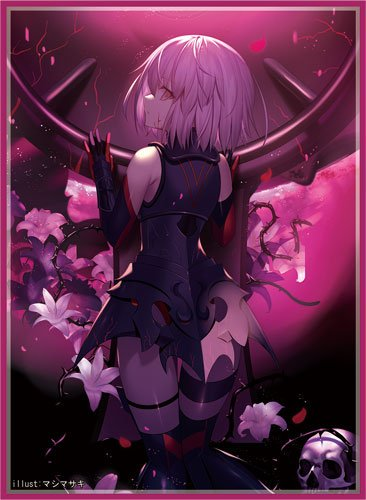 C96 Fate Grand Order - Mash Alter Shielder Circle Frontier Game - Doujin Character Sleeves