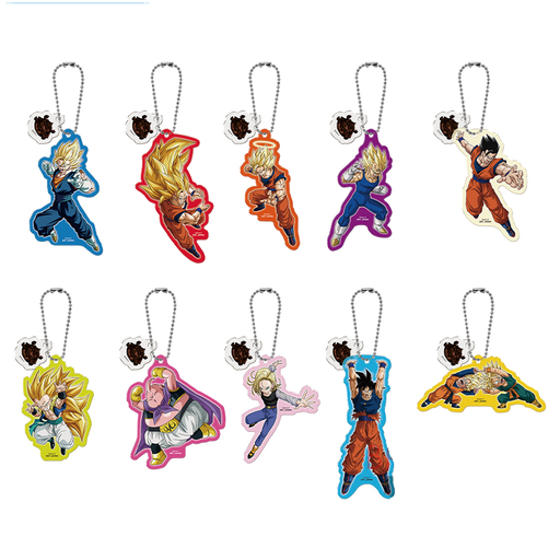 Dragon Ball Z - Majin Buu Ver. - Limited Character Acrylic Key Chain Mascot