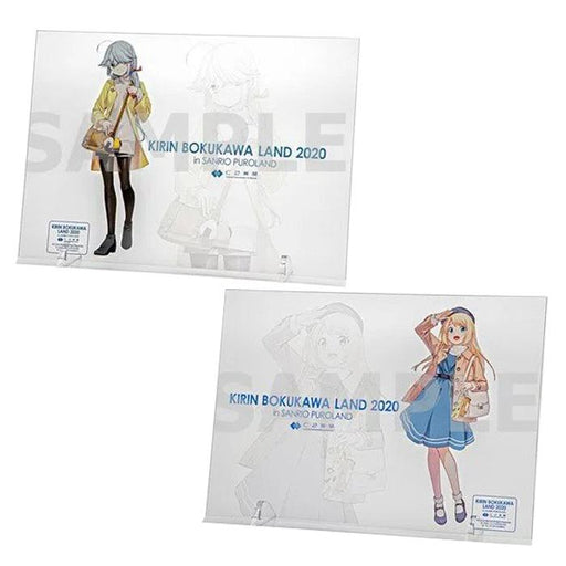 Kantai Collection KanColle × Sanrio Kirinbokukawa Land - Event Exclusive Character Acrylic Board Stand
