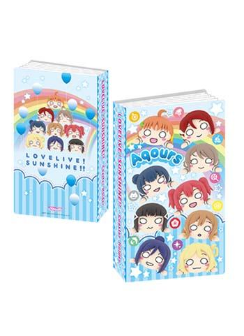 Love Live! Sunshine!! Full Cast Collab Cafe Exclusive Coaster Holder Album