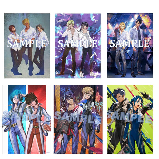 Macross Boys Oshare - Event Exclusive Character Illustration Art Card
