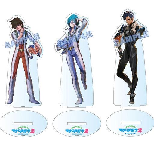 Macross Boys Oshare - Event Exclusive Character Acrylic Stand