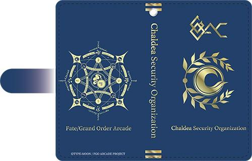 Fate/Grand Order Arcade - FGO Arcade Logo - Card Storage Wallet Smartphone Case