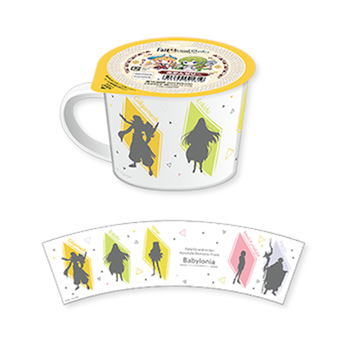 Fate/Grand Order × Lawson - Absolute Demonic Front Babylonia - Character Mug