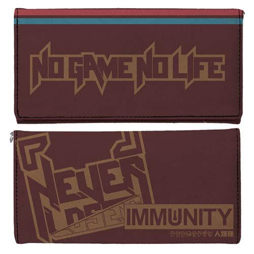 No Game No Life COSPA Character Full Color Zipper Long Wallet