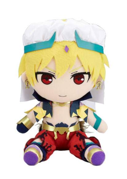 Fate Grand Order (FGO) - Caster Gilgamesh - GIFT Event Exclusive Character Plush
