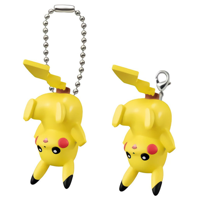 Pokemon - Pikachu - Connect-Together Capsule Mascot Swing Key Chain