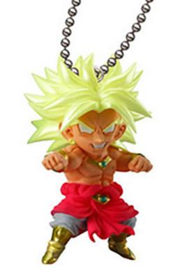 Dragon Ball - Broly - UDM Burst 24 Capsule Toy Keychain