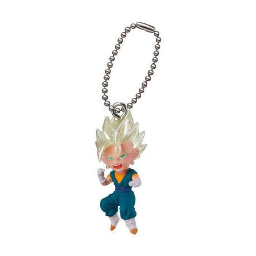 Dragon Ball Super Saiyan Vegito BEST 16 Capsule Mascot Swing Key Chain