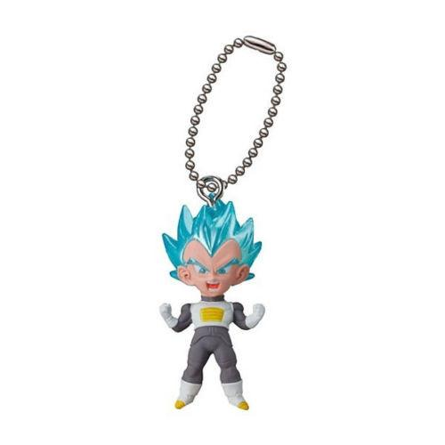 Dragon Ball Super BEST 16 Capsule Mascot Swing Key Chain