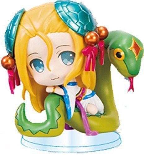 Puzzle & Dragons Chibi Meimei Pugyutto - Mini Figure V5 PAD