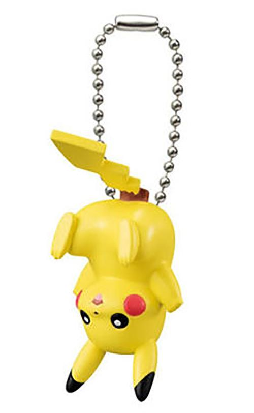 Pokemon Pikachu - Connect-Together Capsule Mascot Swing Key Chain