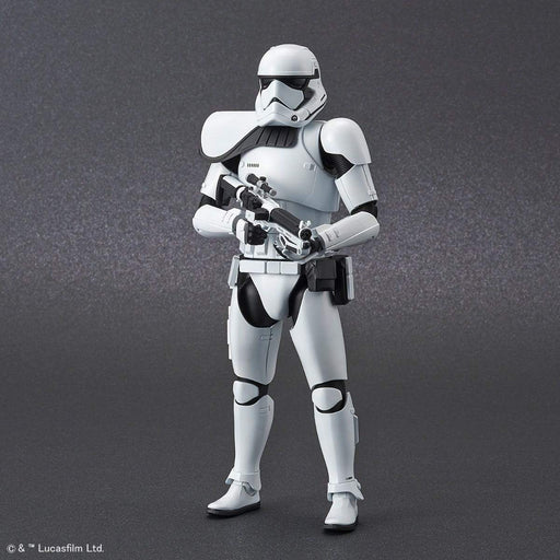 Star Wars - First Order Stormtrooper (Rise of Skywalker Ver.) - Bandai Spirits Star Wars Plastic Model Kit
