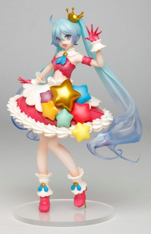 Vocaloid - Hatsune Miku Birthday Pop Idol Ver. - Taito Prize Figure