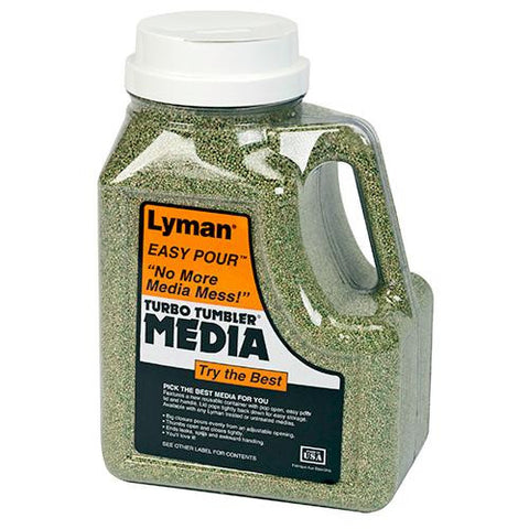 Easy Pour Media - Corncob 6 lb
