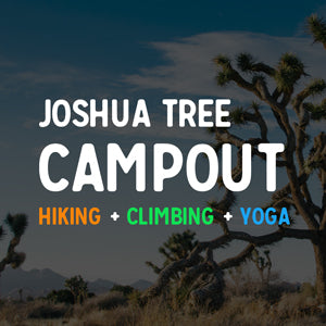 Joshua Tree Campout