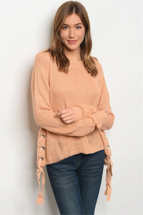 Light Peach Sweater