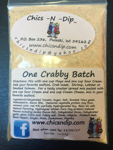 One Crabby Batch