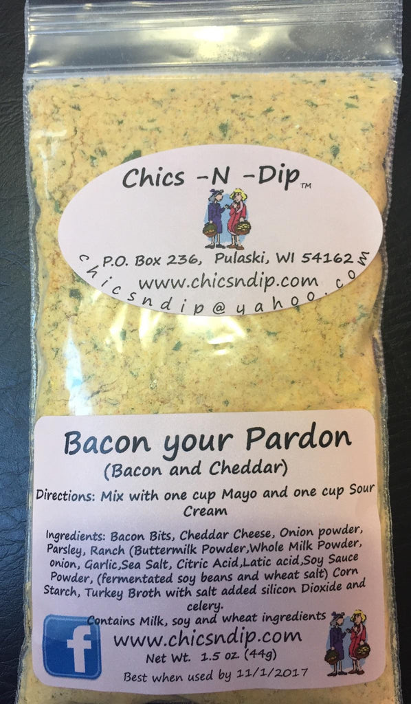 Bacon Your Pardon