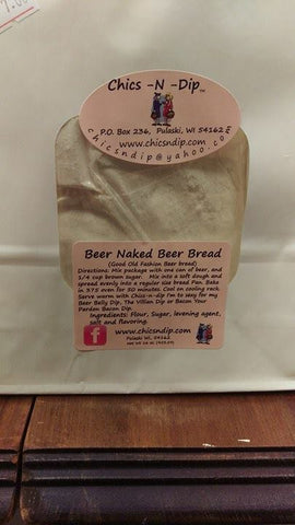 Beer Naked Beer Bread
