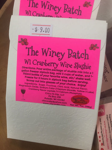 The Winey Batch