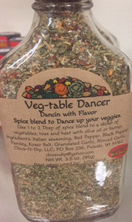Veg-table Dancer
