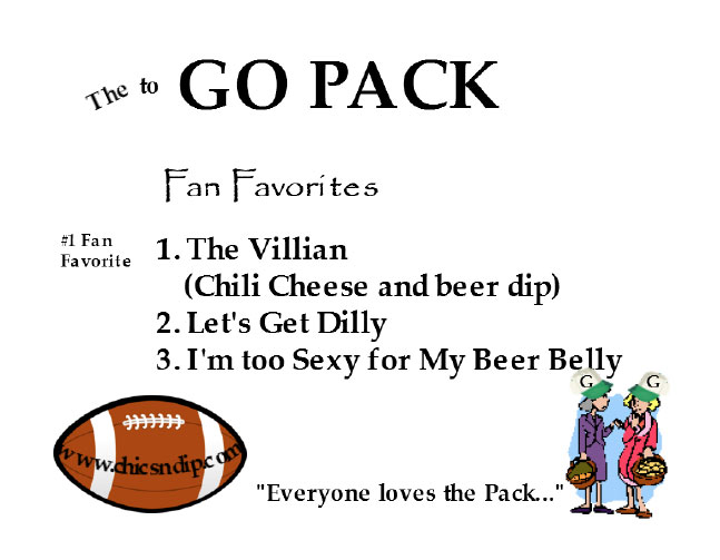 "The to ""Go Pack"""