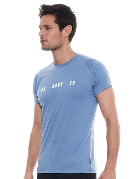Men's Hemisphere 8 Stripe Tee