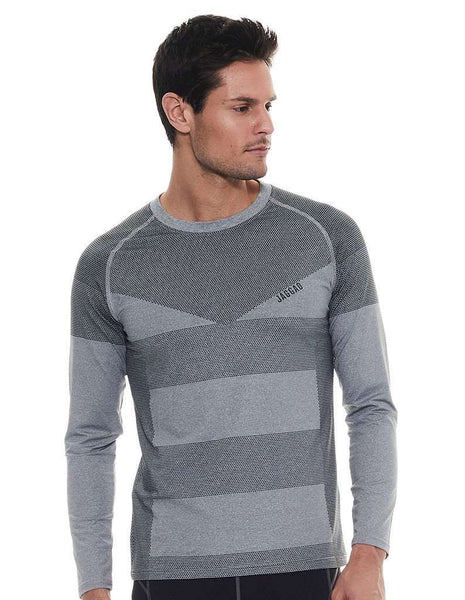 Men's Cross Court Long Sleeve Tee