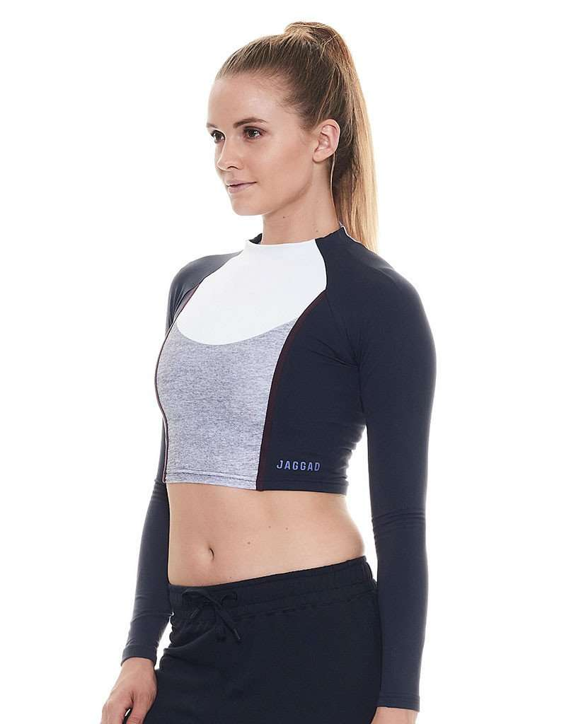 The Arena Long Sleeve Dance Top
