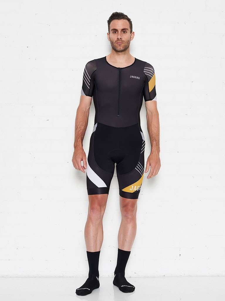 Men's Peak's Shortsleeve Trisuit