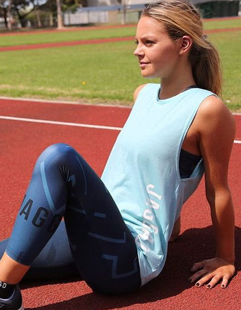 Equilibrium High-Waist Compression